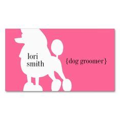Business plan template dog grooming